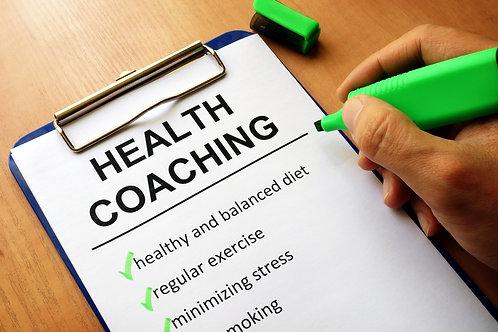 Virtual Health Coaching - 6 pack