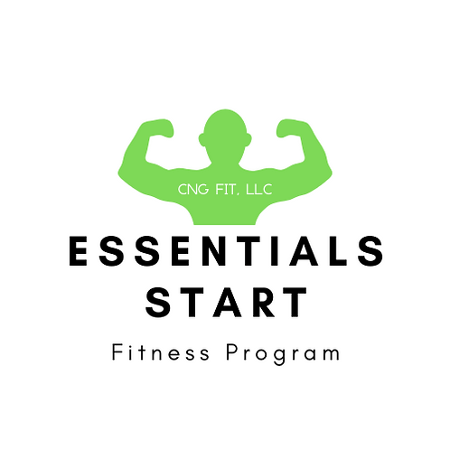 ESSENTIALS START (12 workouts)