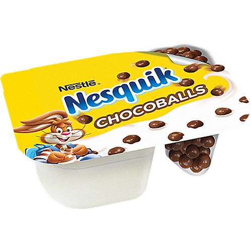 Iaurt Nesquik cu cereale glazurate - 120g