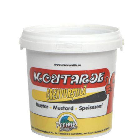 Crenvurstila Mustar crema - 1.1KG