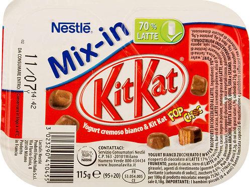Iaurt Kit-Kat cu vanilie mix - 115g