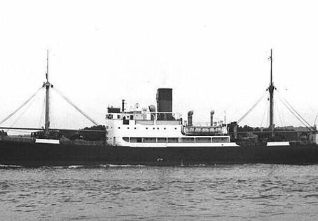 Leith Built Ship - SILVIO