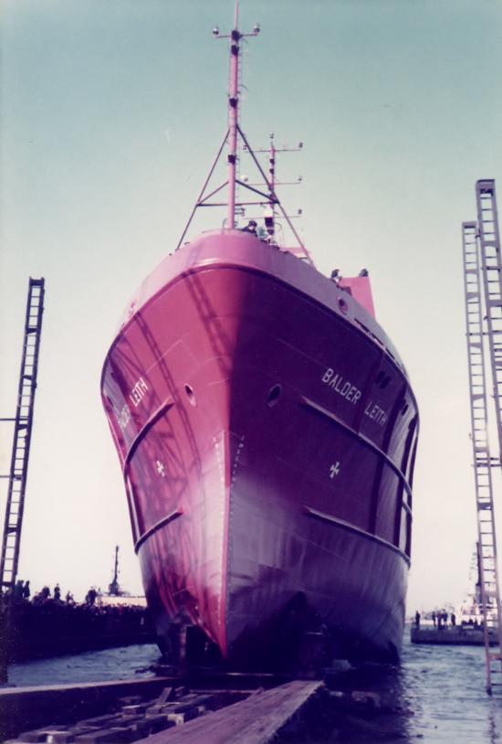 MV BALDER-LEITH