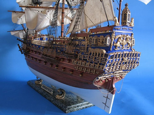 Sovereign of the Seas Limited Tall Model Ship 39""