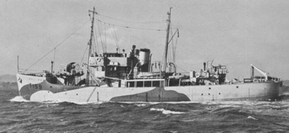 HMS Wallasea