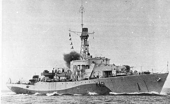 HMCS Orangeville