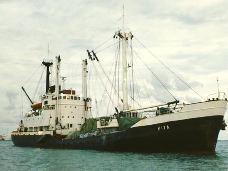 MV Kaimai Ship No 448