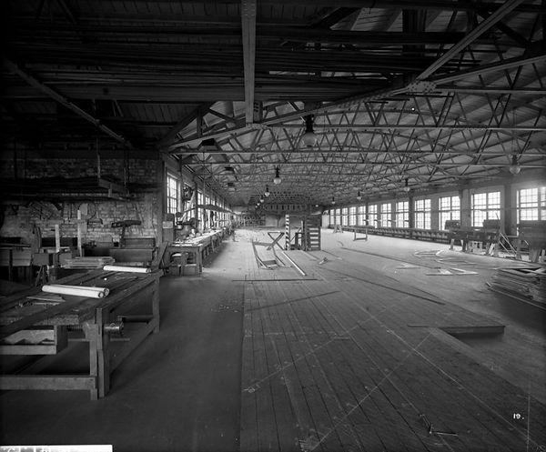 mould loft at John Browns shipyard.jpg