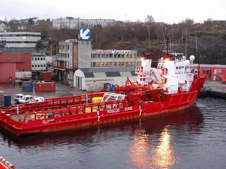 Leith Built Ship - SEAFORTH SOVEREIGN