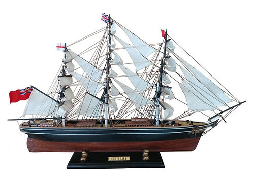 "Cutty Sark Limited Model Ship 27"""