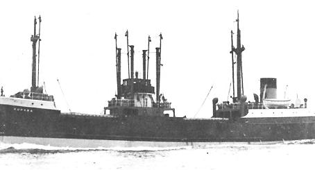TSMV Kopara Ship No 268