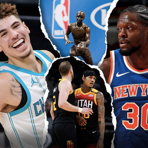The 2020-21 NBA Season: The Good, Bad, and Everything in Between