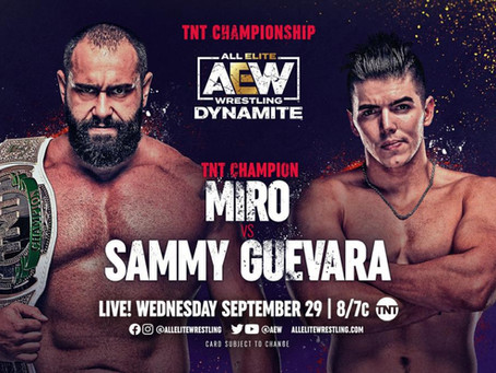 Diffusing Dynamite Sept. 29
