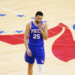 Ben Simmons and the 76ers