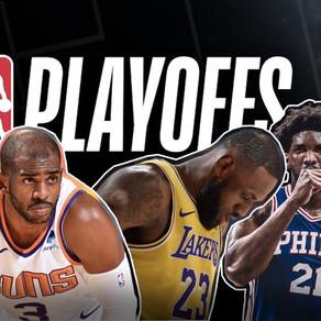 Goldie's Takes: First Round NBA Playoffs