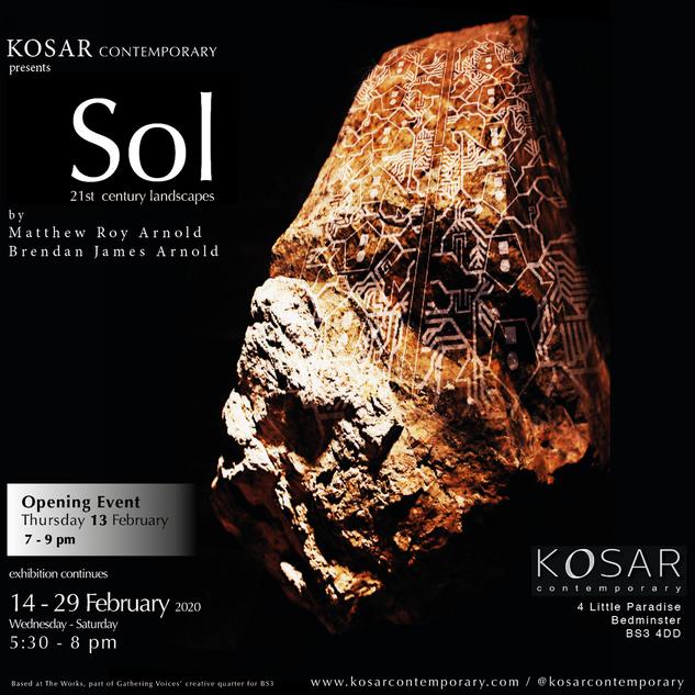 Sol: 21st Century Landscapes