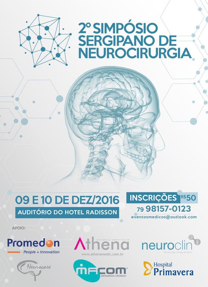 2º Simpósio Sergipano de Neurocirurgia