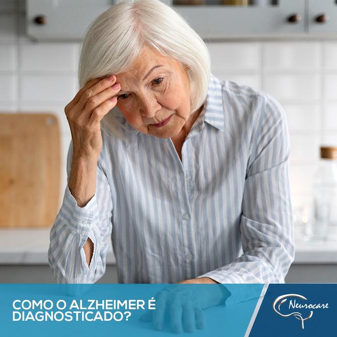 Como o Alzheimer é diagnosticado