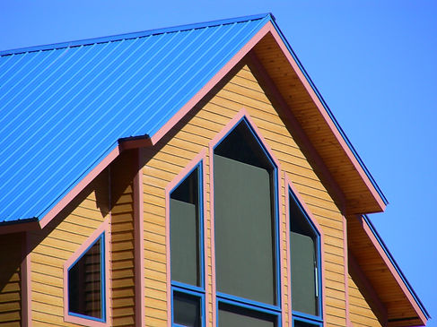 Roofs of any colour or any style at HRF Roofing