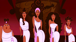 ISSUE 731: The Gospel Truth, A Digital Reunion with The Muses from Hercules