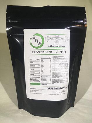 Berserker Blend Whey Protein