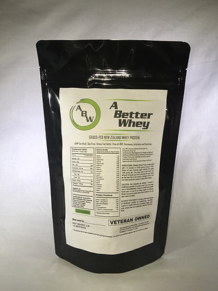 Whey Protein, 15 servings Chocolate