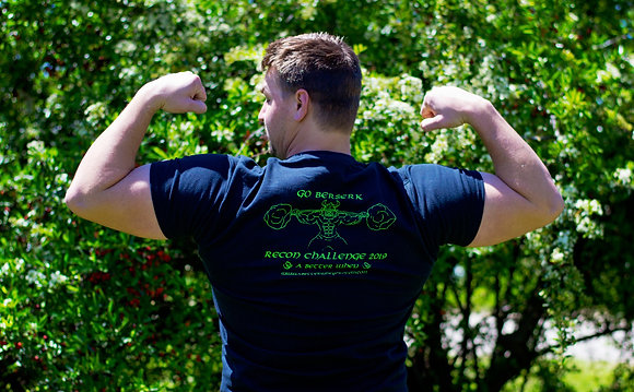 Recon Challenge 2019 T-Shirt