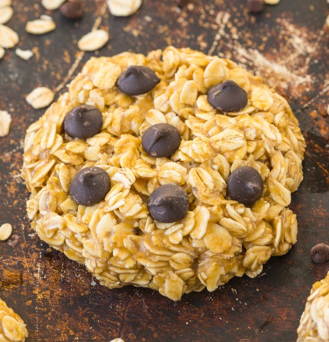 A Better Whey Protein No Bake cookie