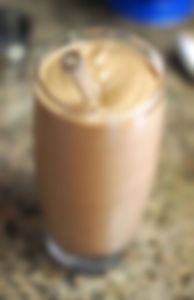 A Better Whey Nutty Butter Protein Shake