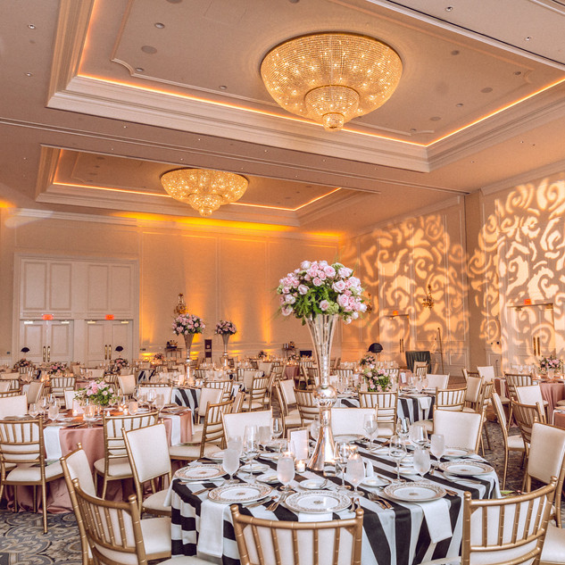 Ballroom Lighting