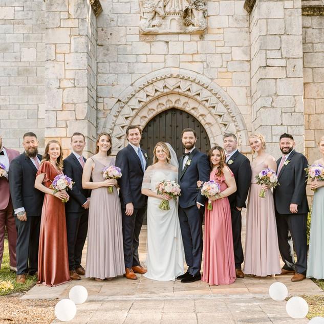 Bridal Party Miami