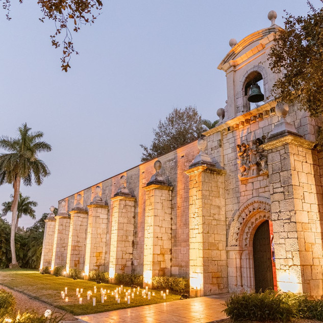 The Spanish Monastery Miami