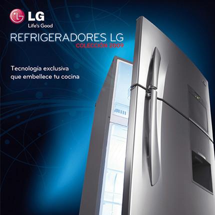 LG Refrigerators Brochure