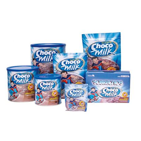 Choco Milk Family / Mead Jhonson