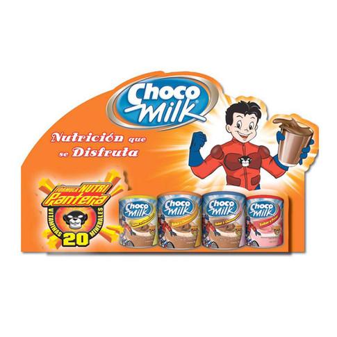 Choco Milk Header