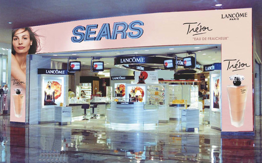 Lancome Tresor Sears