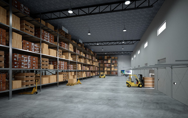 Render Warehouse