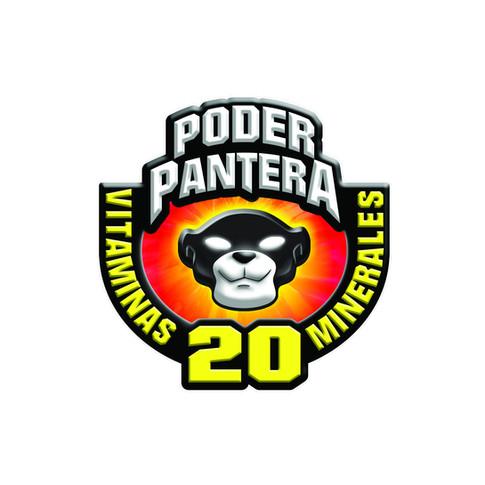 Poder Pantera Logo / Mead Jhonson