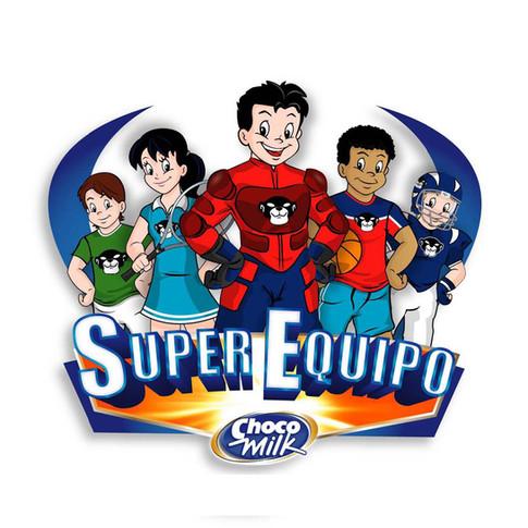 Super Equipo Choco Milk / Mead Jhonson