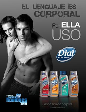Dial for Men Ad Magazine / Henkel