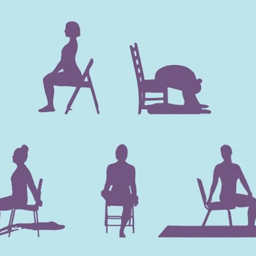 Chair Yoga & Meditation