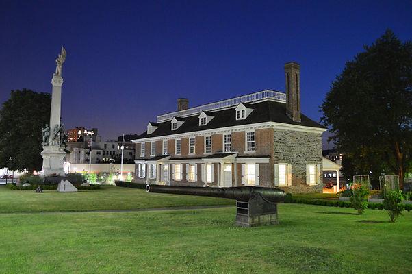 Philipse Manor Hall movie night 6-27-201