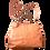 Trendy Peach Tote Bag