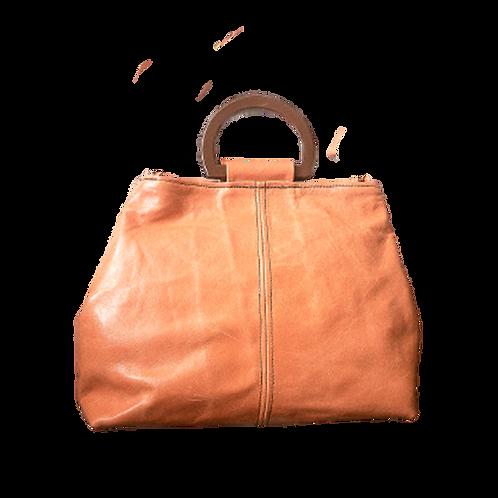 Trendy Peach Tote