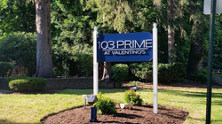 103 PRIME outside sign