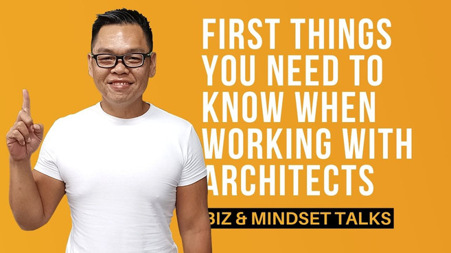 First Things You Need To Know When Working With Architects
