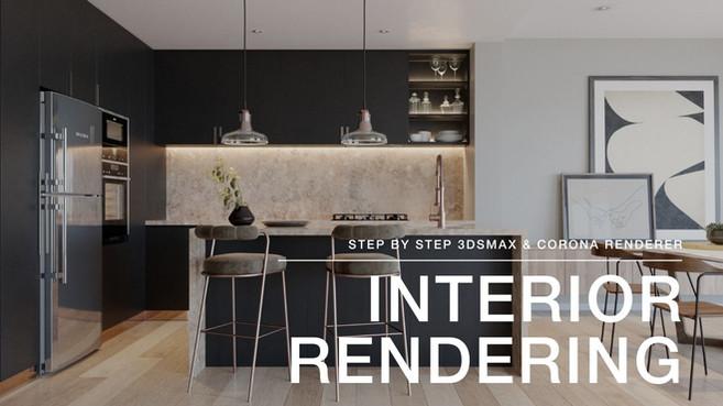 Interior Rendering For Beginner