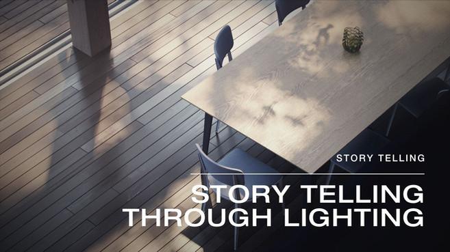 Story Telling Through Mood Lighting