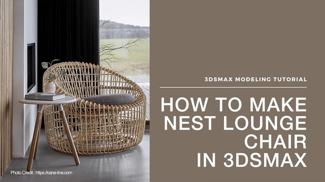 How To Make Nest Lounge Chair