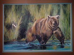 al wentzell wildlife art9